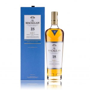The Macallan 18 Triple Cask Matured