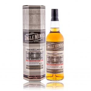 Douglas Laing - Single Minded Craigellachie 8 Years