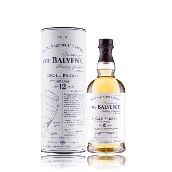 Balvenie 12